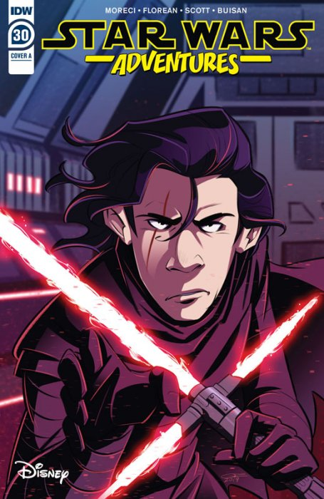 Star Wars Adventures #30