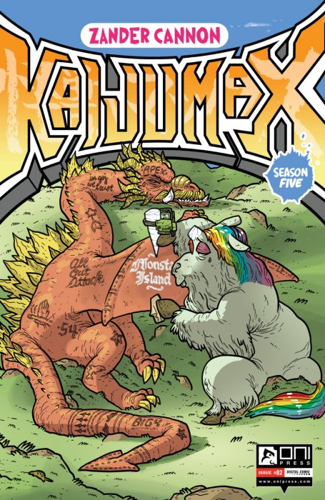 Kaijumax - Season Five #2