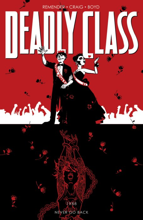 Deadly Class Vol.8 - Never Go Back