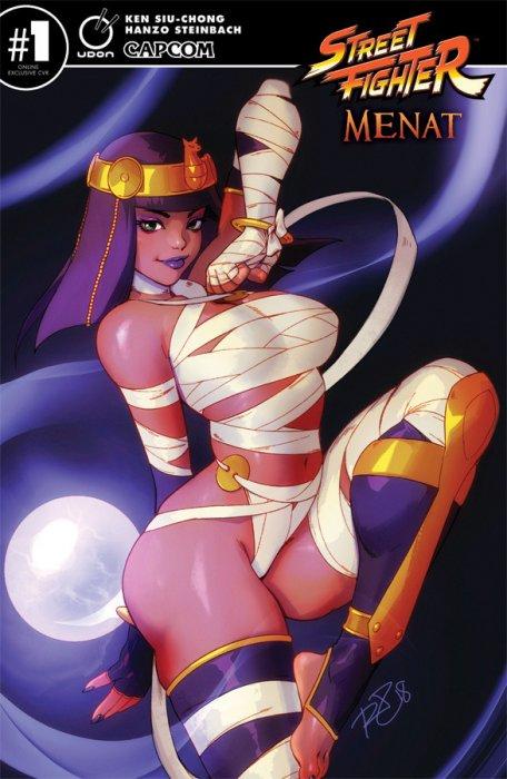 Street Fighter - Menat #1