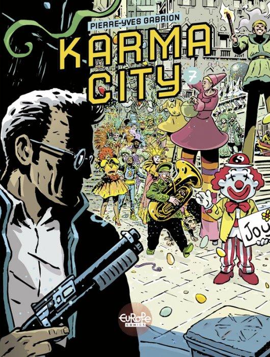 Karma City #7