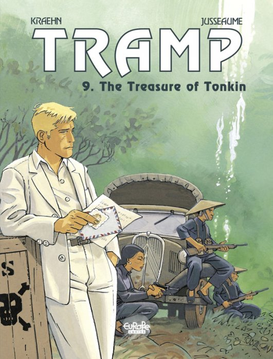 Tramp #9 - The Treasure of Tonkin