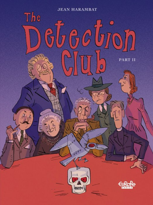 The Detection Club #2