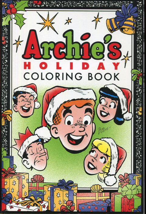 Archie's Holiday Coloring Book 2018 #1