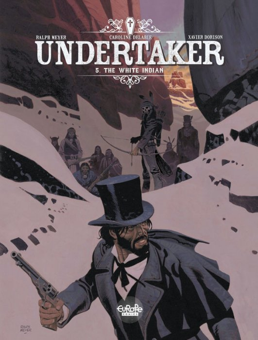 Undertaker #5 - The White Indian
