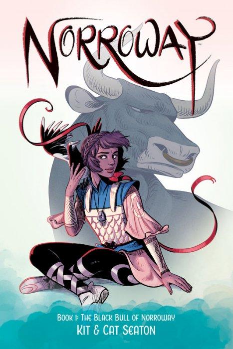 Norroway - Book 1 - The Black Bull of Norroway
