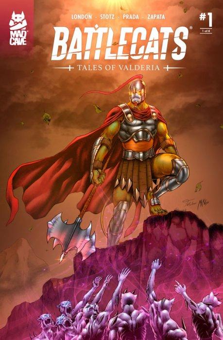 Battlecats - Tales of Valderia #1