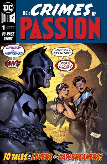 DC's Crimes of Passion #1