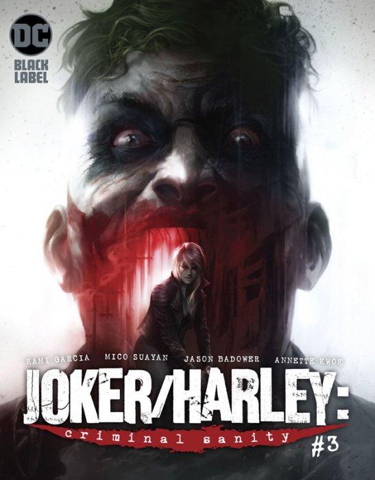 Joker - Harley - Criminal Sanity #3