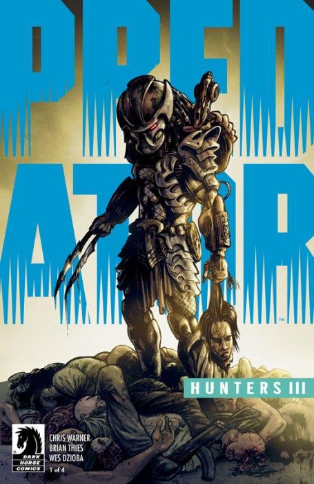 Predator - Hunters III #1