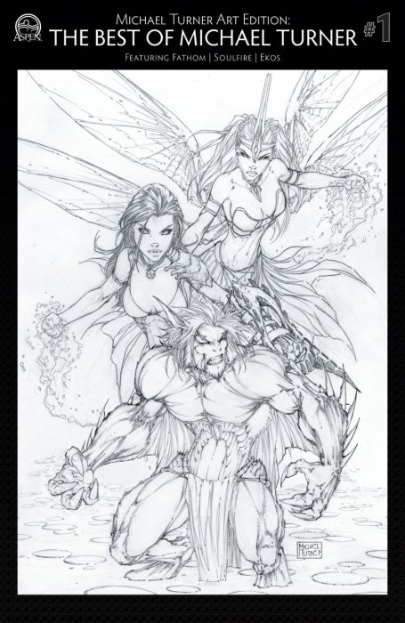 Michael Turner Art Edition - The Best of Aspen Comics #1