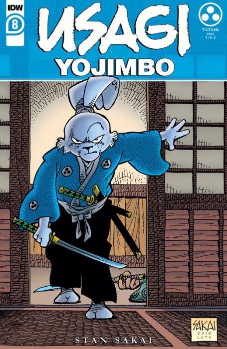 Usagi Yojimbo #8