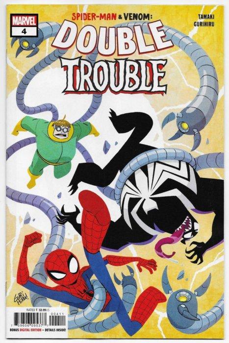 Spider-Man & Venom - Double Trouble #4