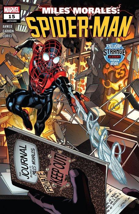 Miles Morales - Spider-Man #15