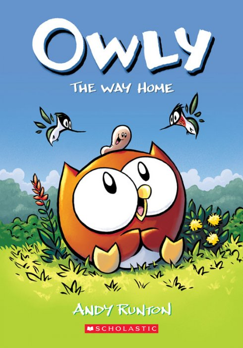 Owly #1 - The Way Home