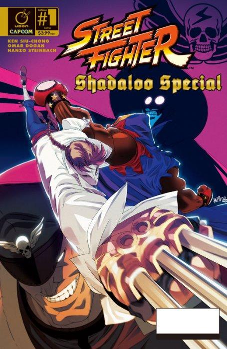 Street Fighter - Shadaloo Special #1