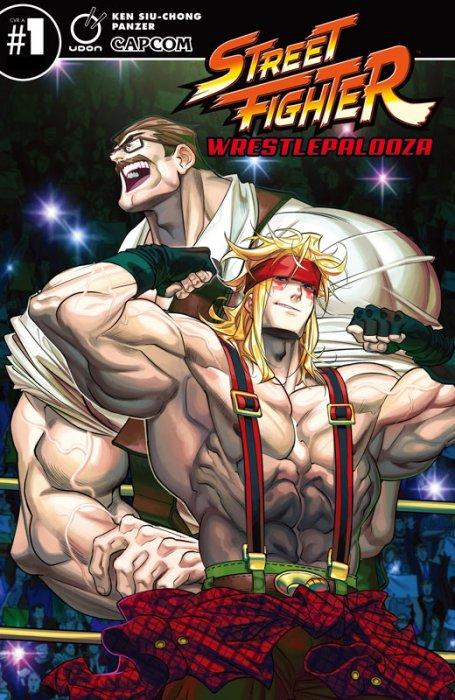 Street Fighter - Wrestlepalooza #1