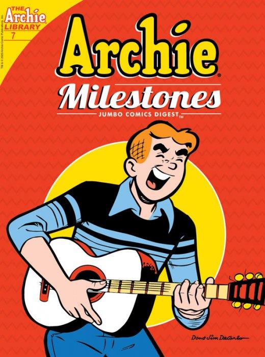 Archie Milestones Comics Digest #7