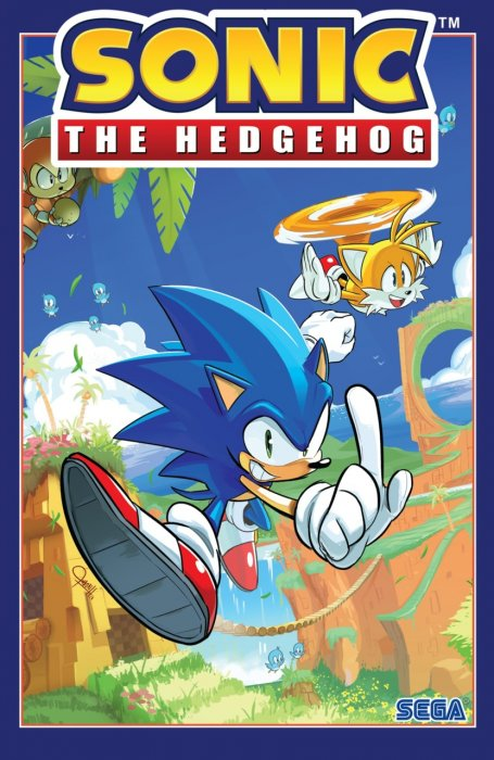 Sonic the Hedgehog Vol.1 - Fallout