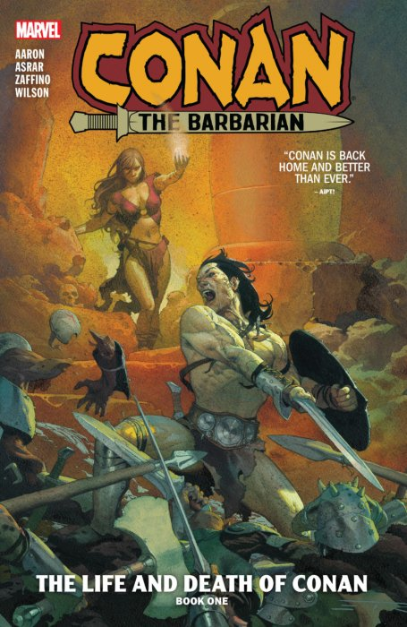 Conan The Barbarian Vol.1 - The Life And Death Of Conan