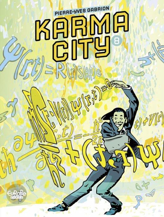 Karma City #8