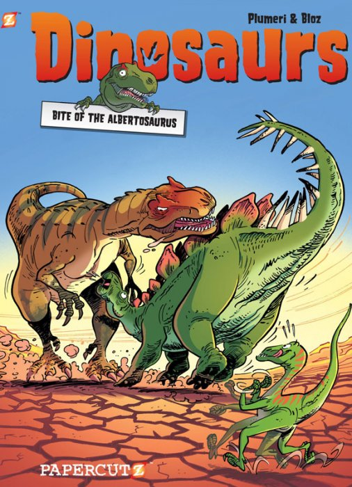 Dinosaurs #2 - Bite of the Albertosaurus