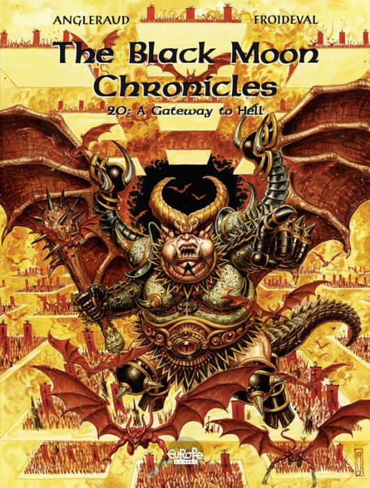 The Black Moon Chronicles #20 - A Gateway to Hell