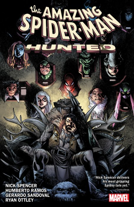 The Amazing Spider-Man Vol.4 - Hunted