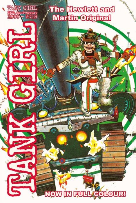 Tank Girl - Full Colour Classics #3.2