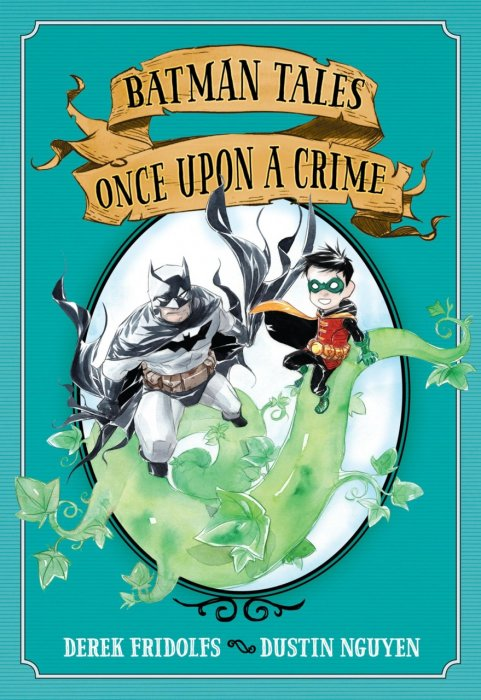 Batman Tales - Once Upon a Crime #1 - GN