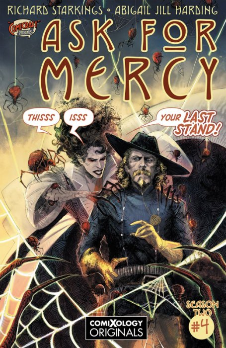 Ask for Mercy Season 2 - The Heart of the Earth #4