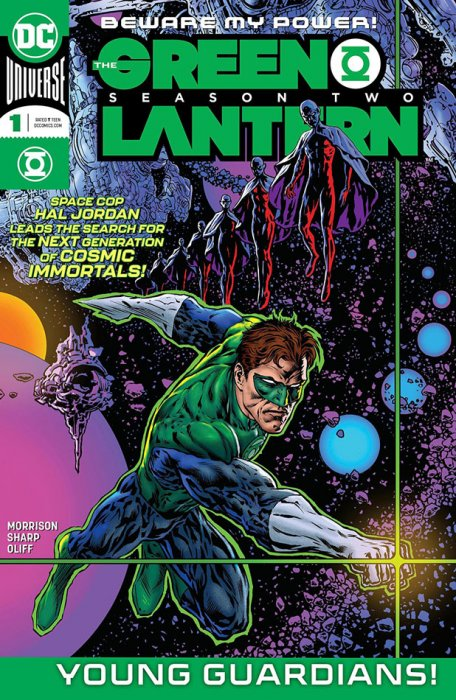 The Green Lantern - Season Two #1