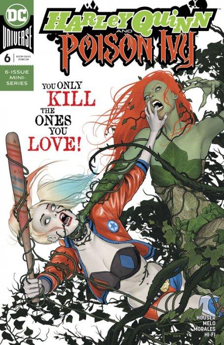 Harley Quinn & Poison Ivy #6