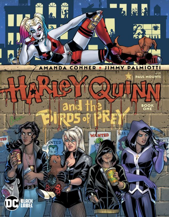 Harley Quinn & the Birds of Prey #1