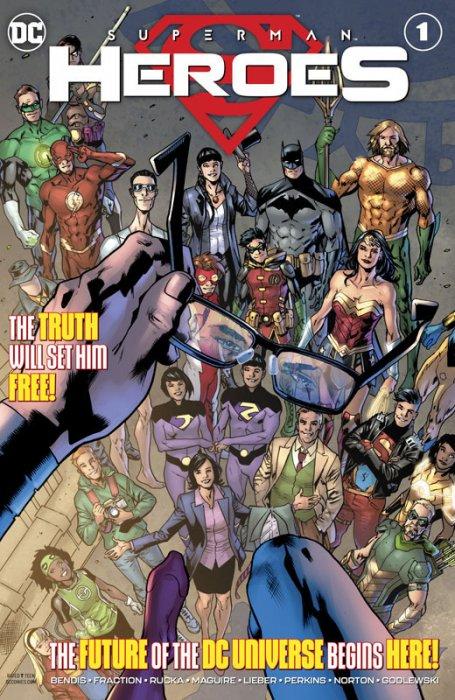 Superman - Heroes #1