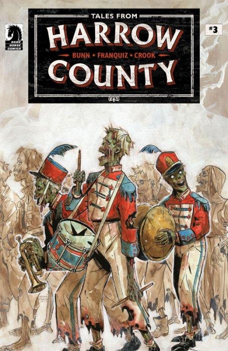 Tales from Harrow County #3 - Death's Choir