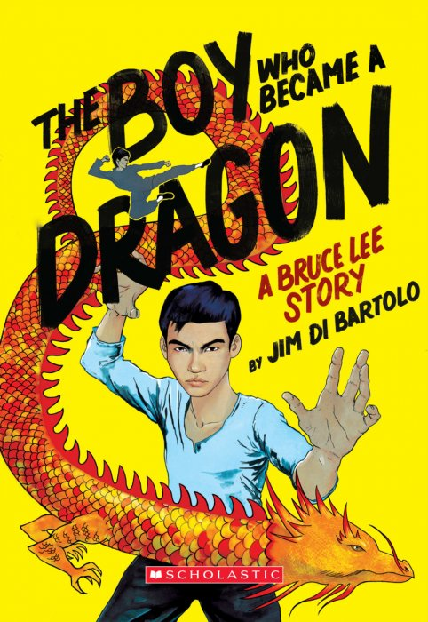 The Boy Who Became A Dragon #1 - GN