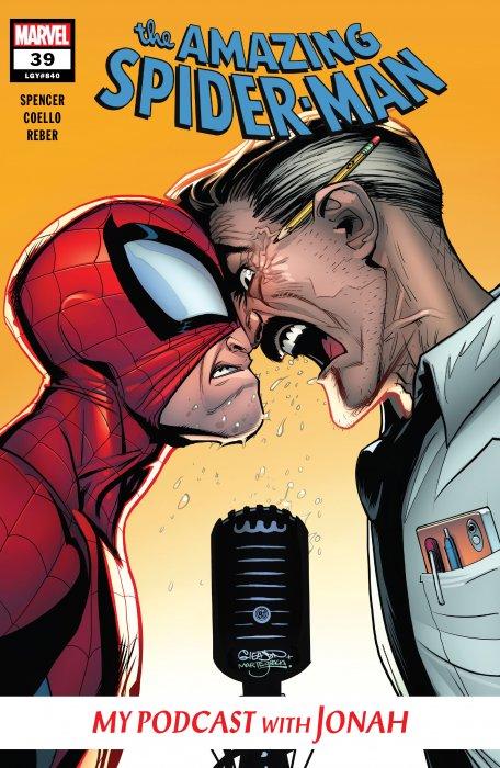 Amazing Spider-Man #39