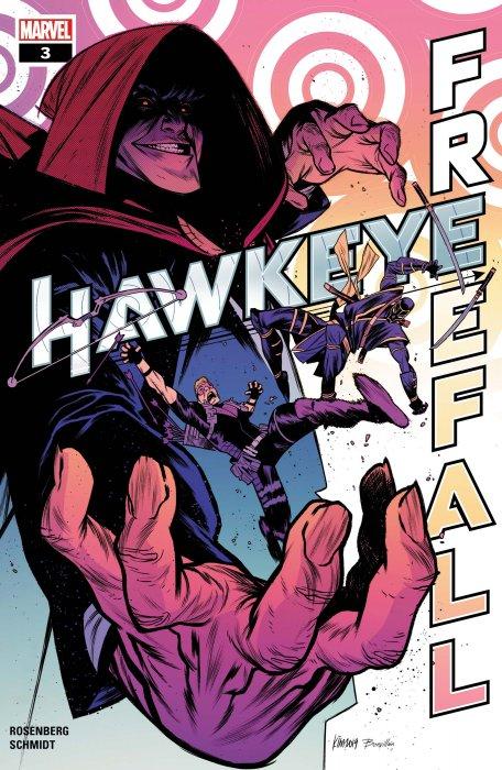 Hawkeye - Freefall #3