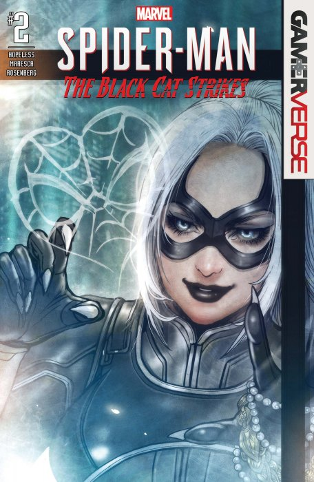 Marvel's Spider-Man - The Black Cat Strikes #2