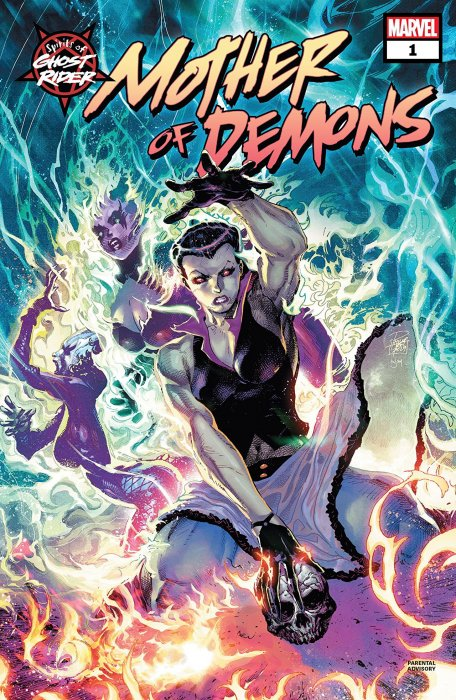 Spirits of Ghost Rider - Mother of Demons #1