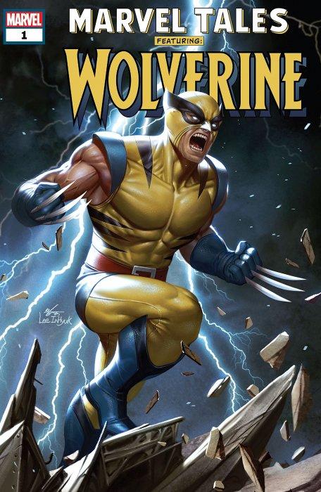 Marvel Tales - Wolverine #1