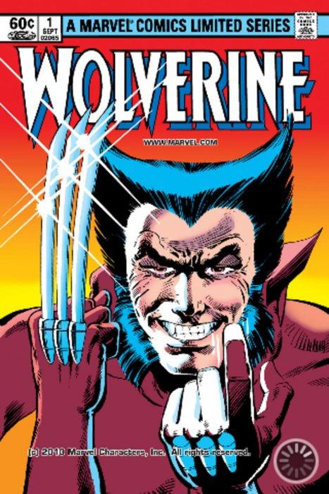 Wolverine - Claremont & Miller - Facsimile Edition #1