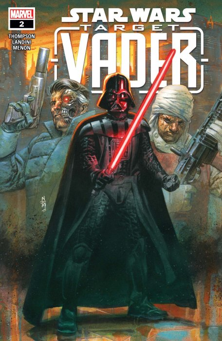 Star Wars - Target Vader #1 - TPB
