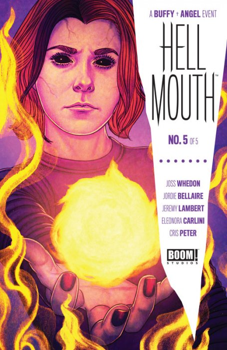 Buffy the Vampire Slayer-Angel - Hellmouth #5