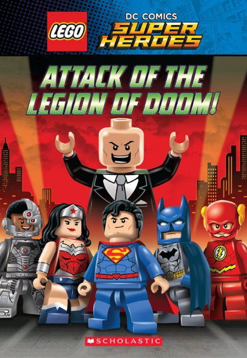 LEGO DC Super Heroes - Attack of the Legion of Doom! #1