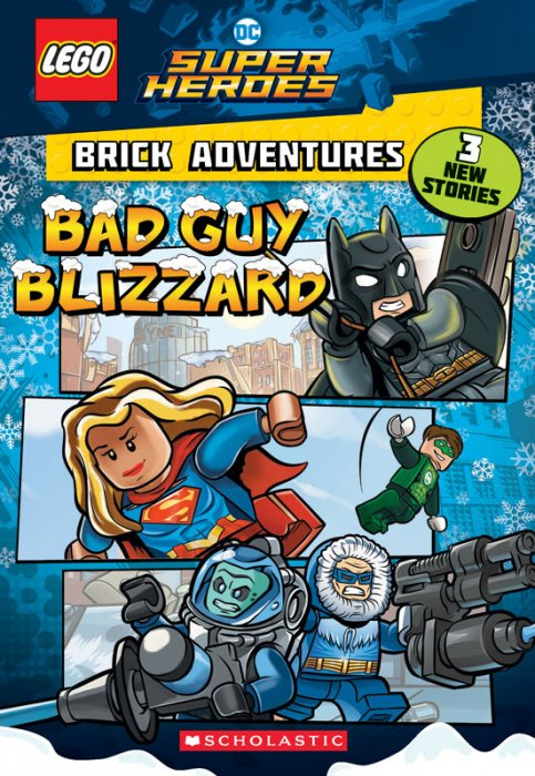 LEGO DC Super Heroes - Bad Guy Blizzard #1