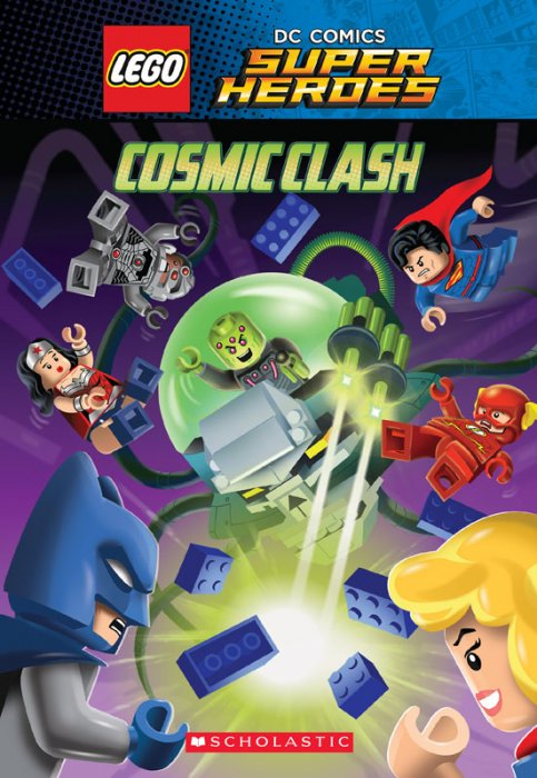 LEGO DC Super Heroes - Cosmic Clash #1