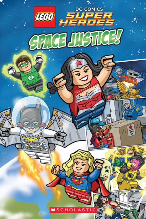LEGO DC Super Heroes - Space Justice! #1