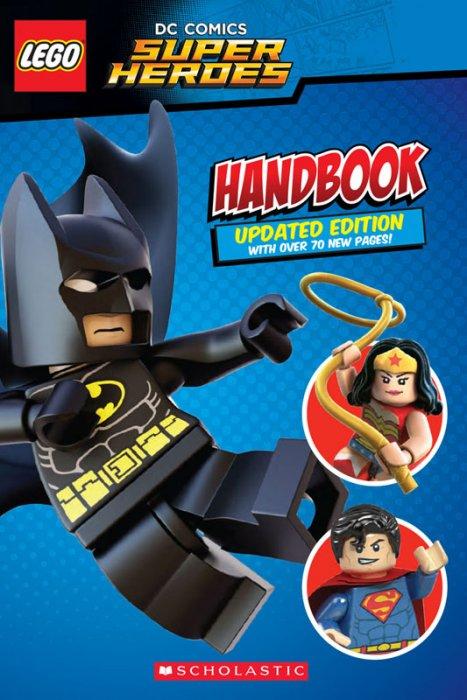 LEGO DC Super Heroes Handbook #1